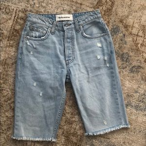 ❗️Price drop❗️ Reformation Jeans shorts